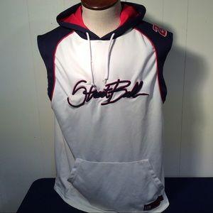 Asphalt Legend mens street ball sleeveless hoodie